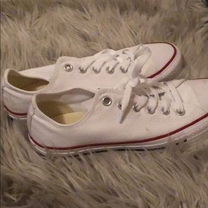 White converse (women's)